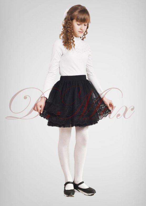 пошив юбок для девочек